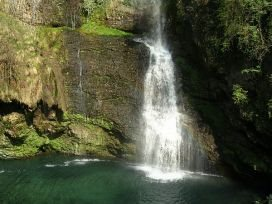 Cascata di ferrera cascata fermona for Cascata laghetto